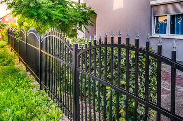 Une clôture pour la sécurité de votre habitation