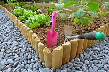 Optez pour une clôture sur mesure pour votre potager